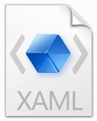 شكل 10 - شعار XAML