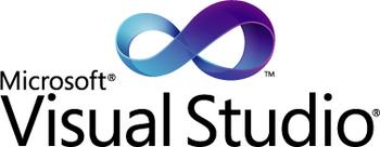 شكل 16 - شعار مايكروسوفت فيجوال ستوديو 2010
